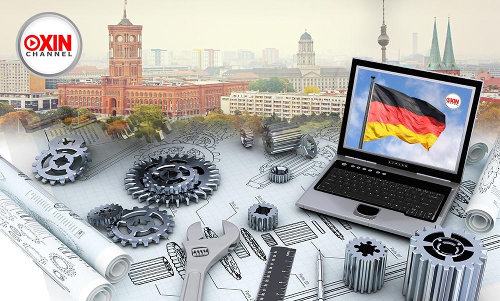 آموزش آلمانی اکسین