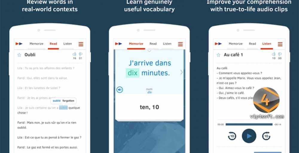 اپلیکیشن اندروید آموزش زبان لینگ وست
