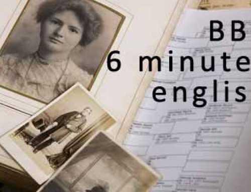 آموزش زبان با برنامه ۶ دقیقه انگلیسی – تاریخچه خانواده